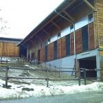 Engolling, Feriendorfanlage Brunnjacklhof Biomasse, Bild 1