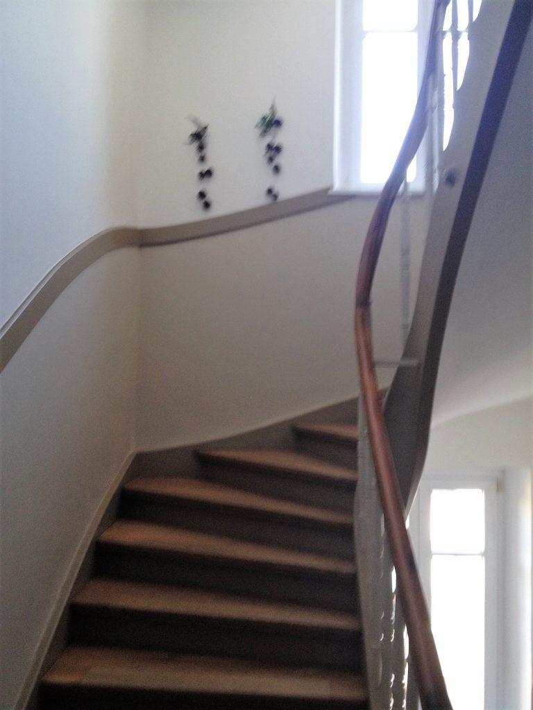 Treppen 2017 frisch renoviert