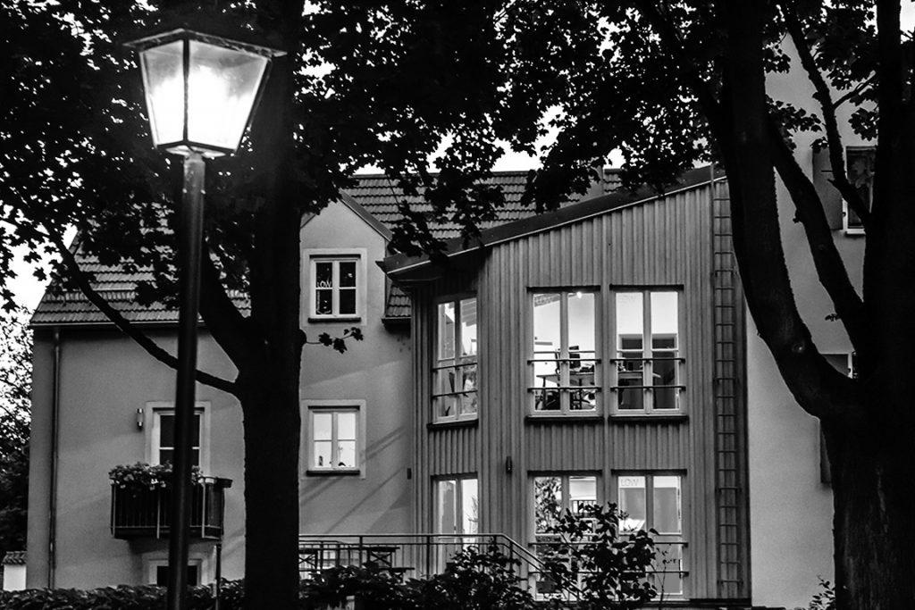 Firmengebäude in Regensburg